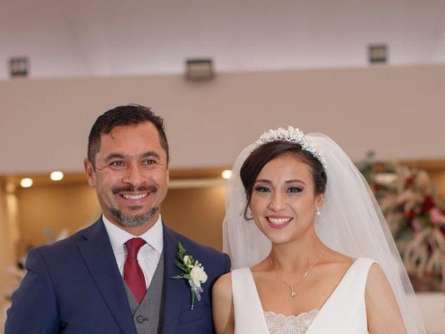 La boda de Andrick y Sara en Atizapán de Zaragoza, Estado México 7