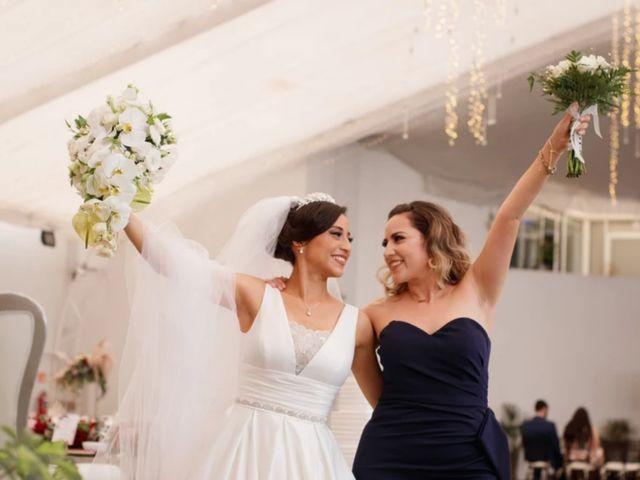 La boda de Andrick y Sara en Atizapán de Zaragoza, Estado México 1