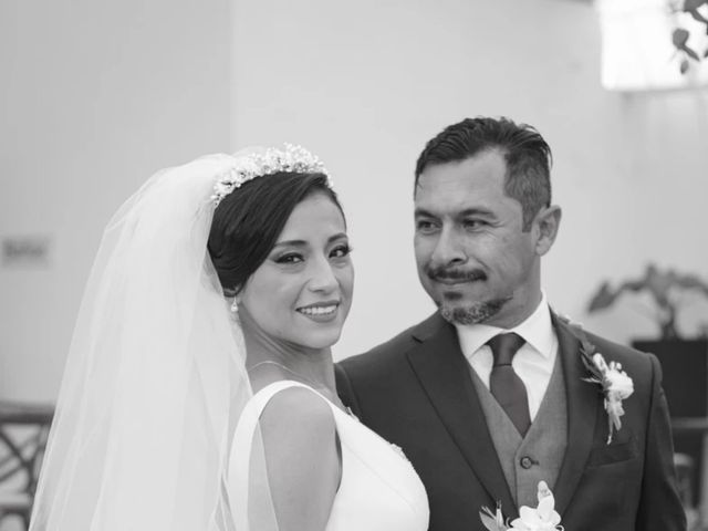 La boda de Andrick y Sara en Atizapán de Zaragoza, Estado México 8