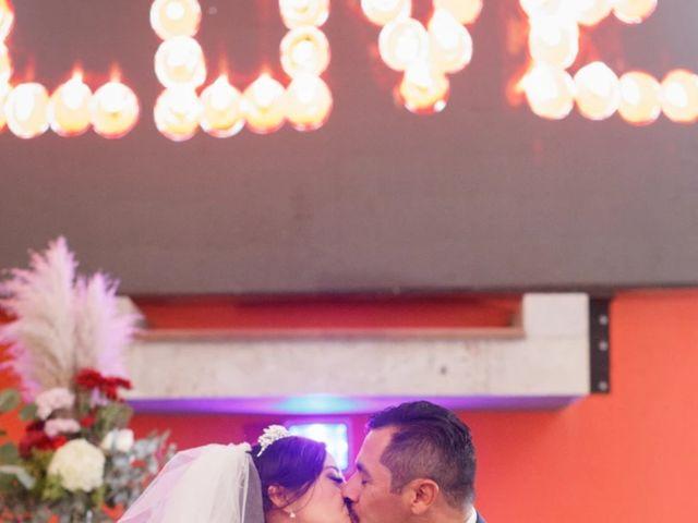 La boda de Andrick y Sara en Atizapán de Zaragoza, Estado México 9