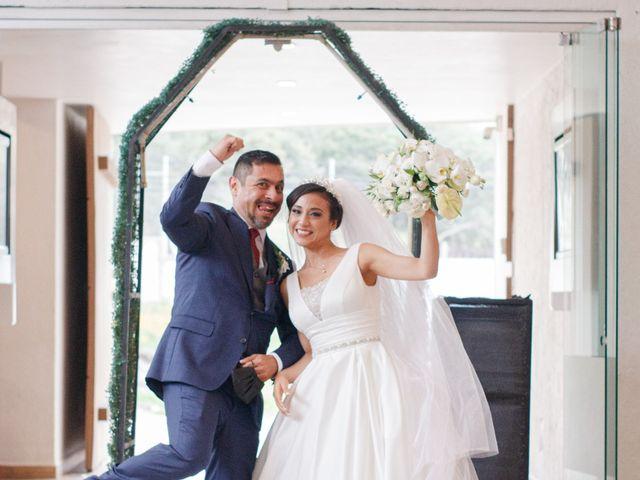 La boda de Andrick y Sara en Atizapán de Zaragoza, Estado México 12