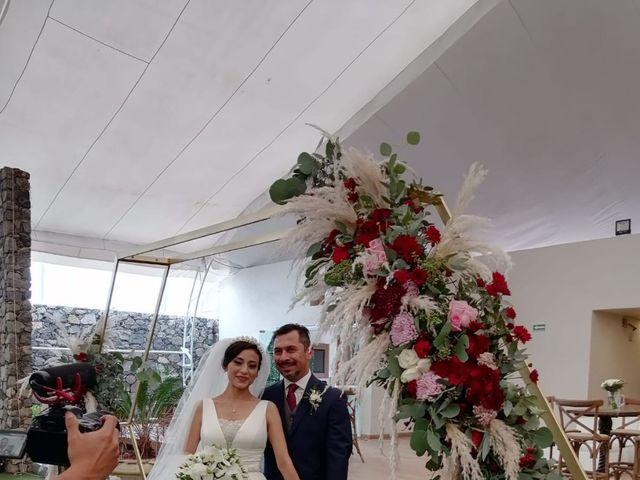 La boda de Andrick y Sara en Atizapán de Zaragoza, Estado México 14