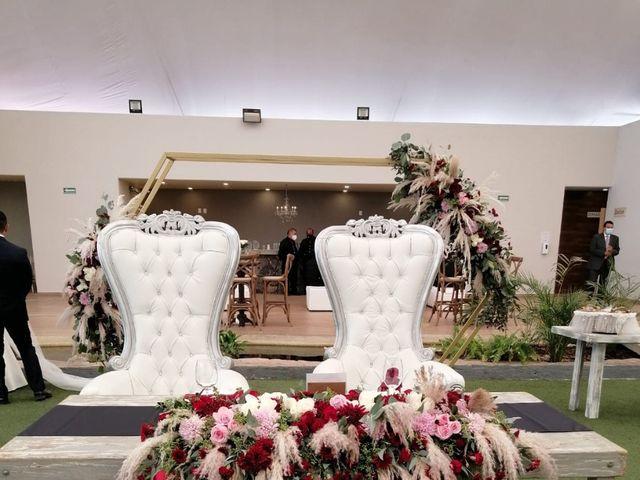 La boda de Andrick y Sara en Atizapán de Zaragoza, Estado México 18