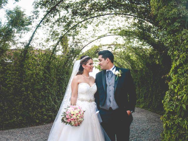 La boda de Lizette y Alberto