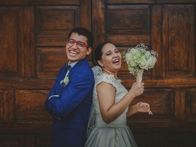 La boda de Aime y Juan Carlos