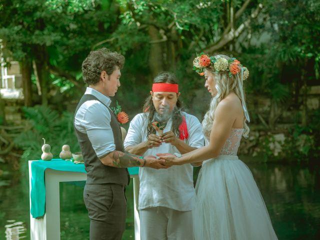 La boda de Cynthia y Lisandro
