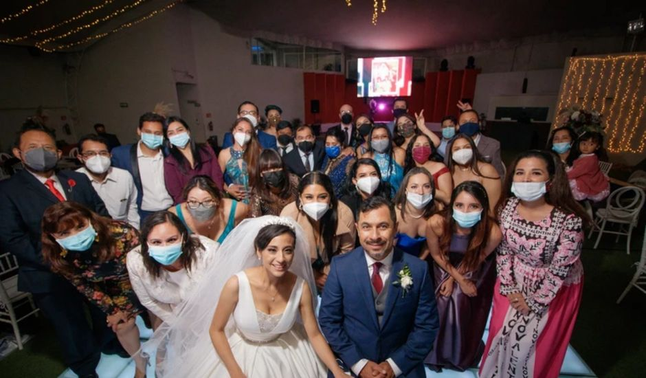 La boda de Andrick y Sara en Atizapán de Zaragoza, Estado México