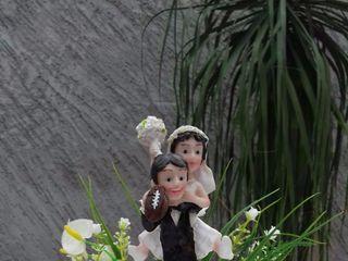 La boda de Danaé y Christopher 2