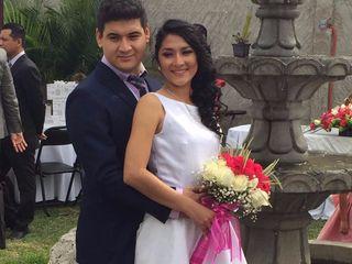 La boda de Danaé y Christopher