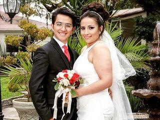 La boda de Michel  y Rocío Yaritzih 1