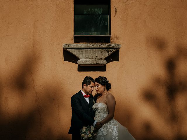 La boda de Azul y Antonio