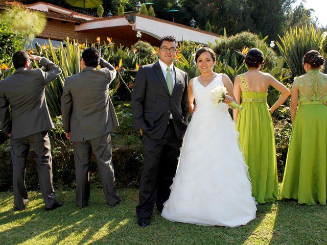 La boda de Verónica y Héctor