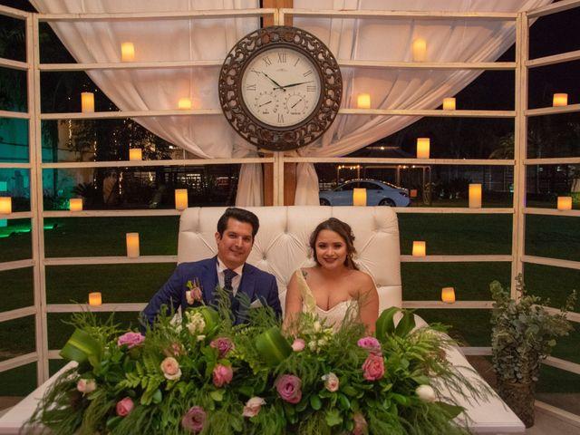 La boda de Angie y Fernando