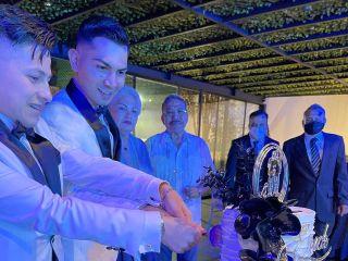 La boda de Erick  y Carlos  3