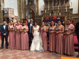 La boda de Dania y Mauricio 2