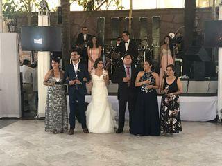 La boda de Dania y Mauricio 3