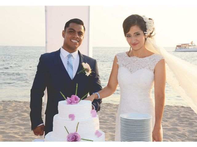 La boda de Ana Carolina  y Jorge Humberto