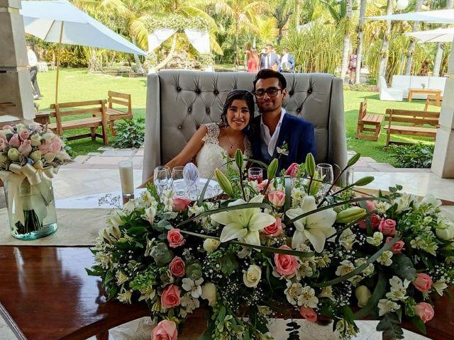 La boda de Dania y Mauricio