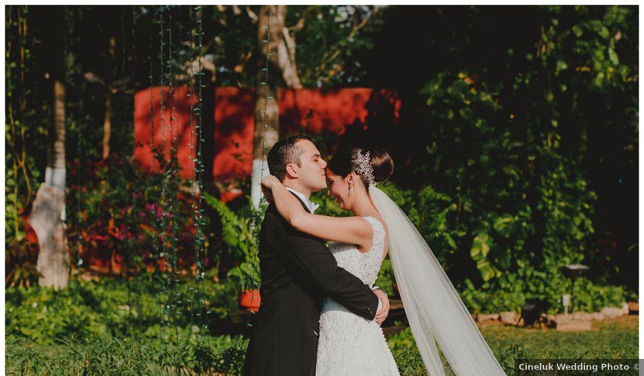 La boda de Julio y Anelia en Mérida, Yucatán