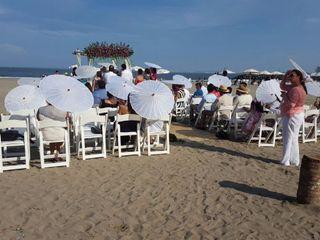 La boda de Angela y Andrés 1