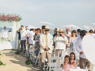 La boda de Angela y Andrés 3