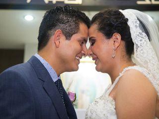 La boda de Yamile y Alfred