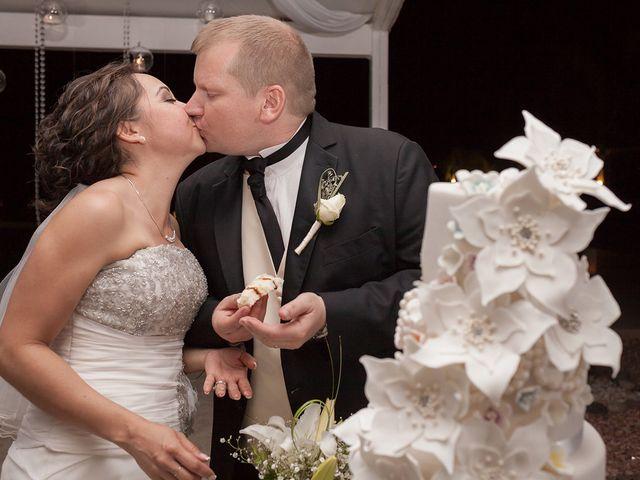 La boda de Gladys y Thomas