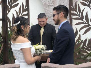 La boda de Abby y David 1
