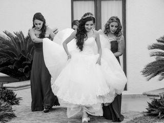 La boda de Deyanira y Jessy 2