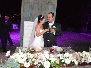 La boda de Leticia y Rogelio