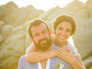 La boda de Tania Magdalena  y Luis Manuel 1