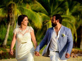 La boda de Tania Magdalena  y Luis Manuel