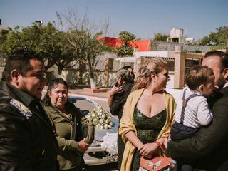 La boda de Andrea Alejandra  y Marcos Humberto  2