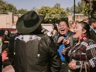 La boda de Andrea Alejandra  y Marcos Humberto  3