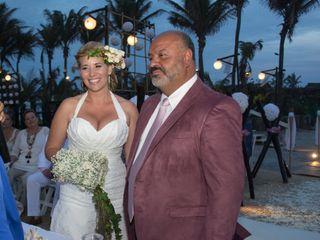 La boda de Yenibel y Miguel