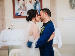 La boda de Isela  y Enrique  1