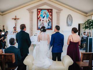 La boda de Isela  y Enrique  2