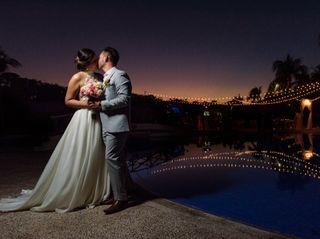 La boda de Jacqueline y Adrián