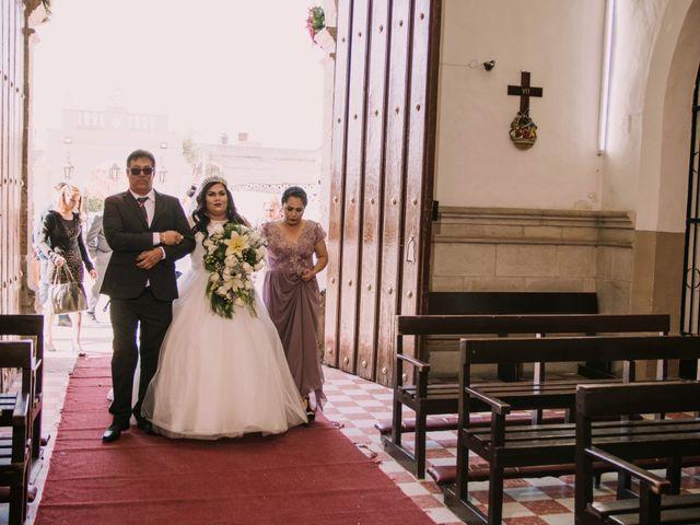 La boda de Marcos Humberto  y Andrea Alejandra  en Tlaquepaque, Jalisco 5