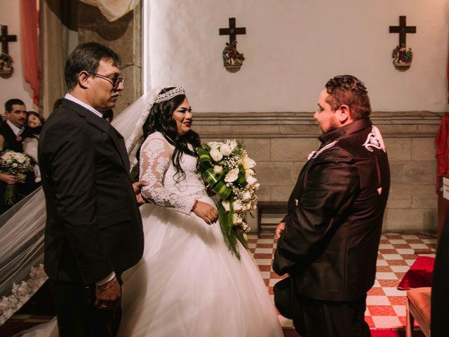 La boda de Marcos Humberto  y Andrea Alejandra  en Tlaquepaque, Jalisco 6
