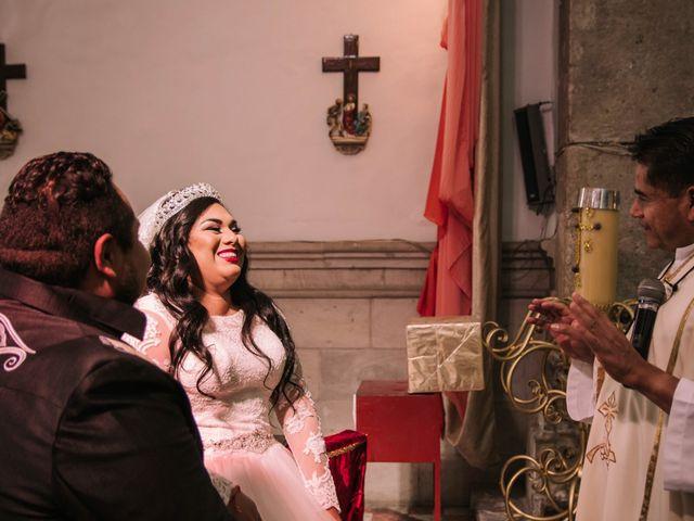 La boda de Marcos Humberto  y Andrea Alejandra  en Tlaquepaque, Jalisco 7