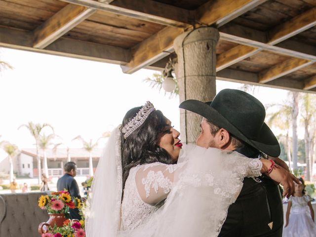 La boda de Marcos Humberto  y Andrea Alejandra  en Tlaquepaque, Jalisco 21