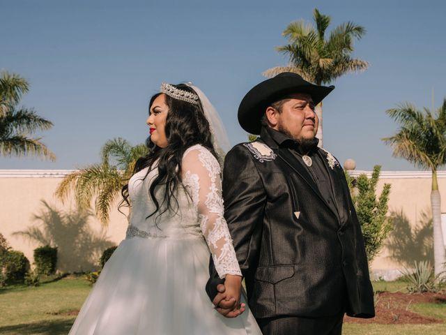 La boda de Marcos Humberto  y Andrea Alejandra  en Tlaquepaque, Jalisco 23