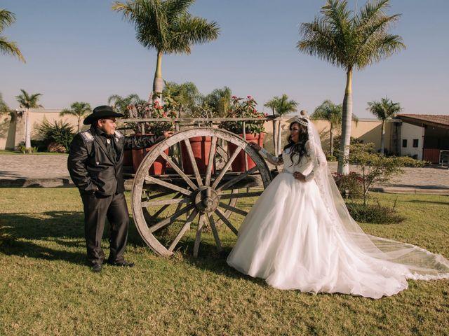 La boda de Marcos Humberto  y Andrea Alejandra  en Tlaquepaque, Jalisco 25