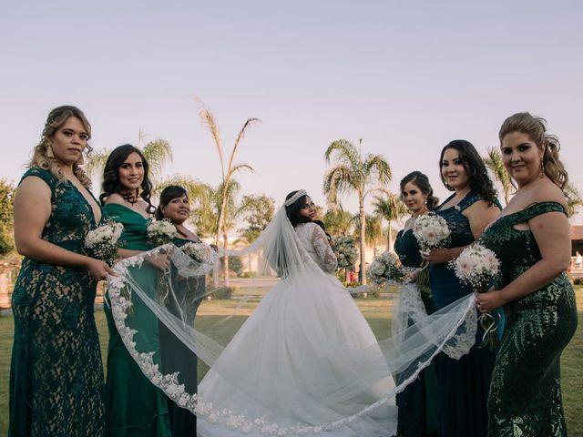 La boda de Marcos Humberto  y Andrea Alejandra  en Tlaquepaque, Jalisco 32
