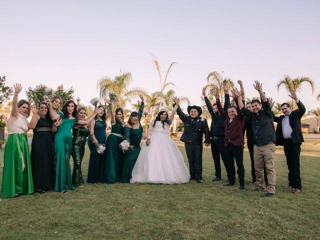 La boda de Marcos Humberto  y Andrea Alejandra  en Tlaquepaque, Jalisco 34