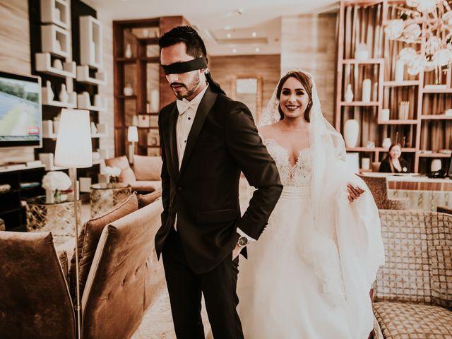 La boda de Mercedes y Carlo