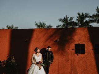 La boda de Mariana y Dani