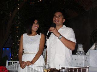 La boda de Sara y Erick