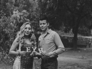 La boda de Berenice y Esni